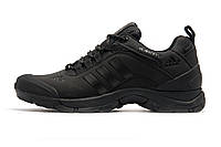 Кроссовки Adidas мужские, черные, р.  41 42 43 44 , фото 1