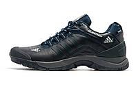 Кроссовки Adidas Climaproof мужские, темно-синие, р. 41 44