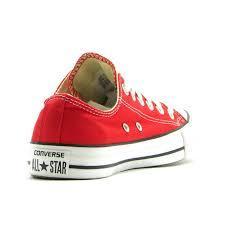 2add3867 Детские кеды Converse All Star(конверсы) красные качественная копия, ...