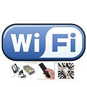 Аксессуары, расходники, запчасти к ресиверам Wi-Fi адаптеры/ пульты