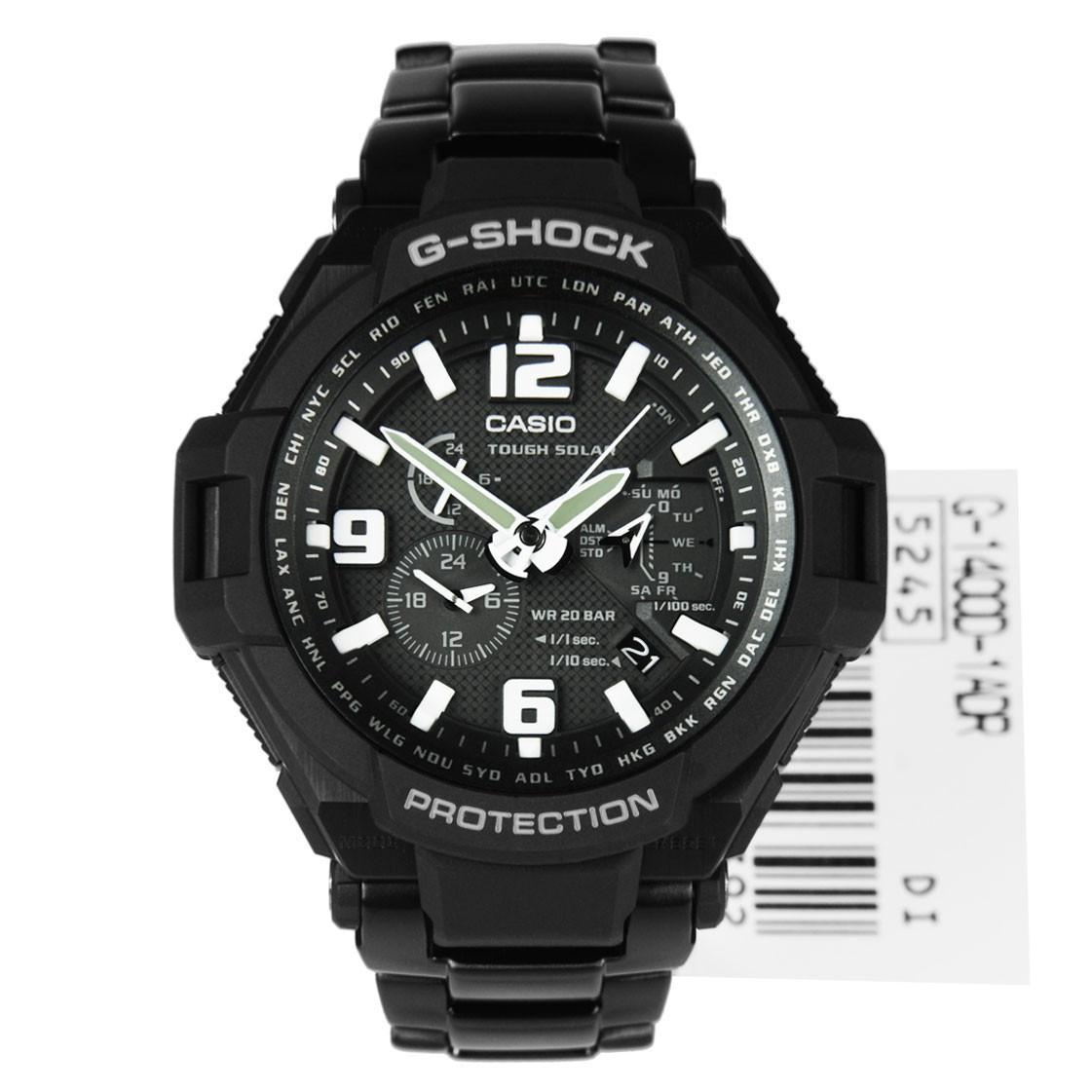 Часы Casio G-Shock G-1400D-1A