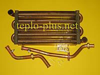Теплообменник первичный (основной) 064714 Vaillant TURBOmax Pro / Plus VUW 242/2-3, VUW 242/2-5, фото 1