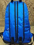 Рюкзак puma пума Новые модели с кожаным дном Спортивный городской стильный только ОПТ, фото 4