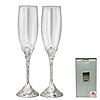 Набор свадебных бокалов Лилия 2 шт. 220мл