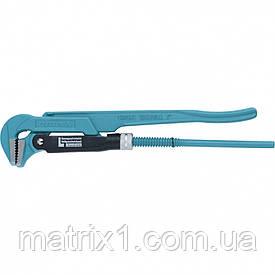 Ключ трубний важільний №1, 1, цельнокованый, CrV, тип L Gross