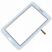 Тачскрин, сенсор Samsung T110, T113, T115 Galaxy Tab 3 Lite 7.0 (версия Wi-Fi) белый (проклейка) Оригинал