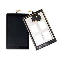 Дисплей Lenovo B6000 леново с тачскрином в сборе, цвет черный