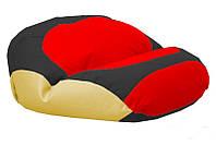 """Кресло мешок """"Zoro""""цвет 006 бескаркасное кресло,пуфик мешок,кресло пуф, мягкое кресло пуф."""