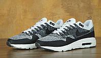 Кроссовки мужские Nike Air Max 87 Black/White