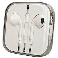 Наушники Apple iPhone 5 5S 4 4S 3S Ipod IPad