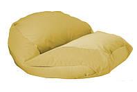 """Кресло мешок """"Zorosan""""цвет 001 бескаркасное кресло,пуфик мешок,кресло пуф, мягкое кресло пуф."""