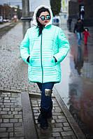 Женская зимняя куртка. Размер 48, 50, 52, 54, 56, 58, 60, 62, 64, 66, 68, 70, 72, 74.  В наличии 8 цветов