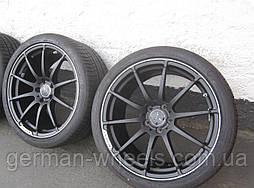 """Кованые 19"""" диски Mercedes-Benz C63 AMG Black Series W204"""