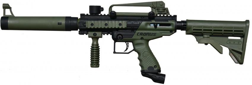 Маркер для пейнтбола Tippmann CRONUS Tactical Oliv