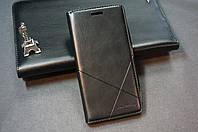 Чехол книжка для Lenovo A6000 A6010 Pro K3 K30 цвет черный