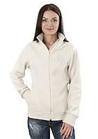 Кофта куртка женская флисовая на замке
