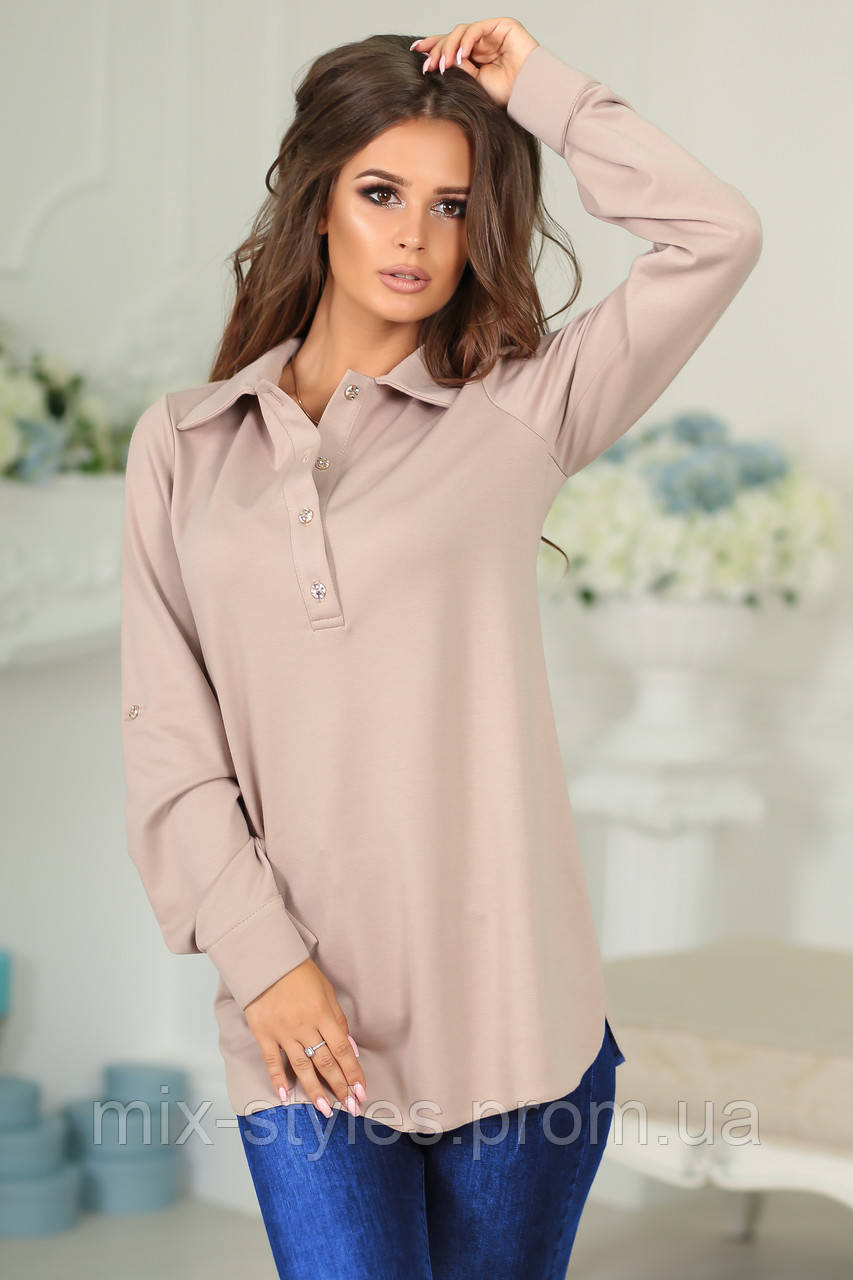 320d3bc85928 Рубашка из французского трикотажа, цена 360 грн., купить в Одессе ...