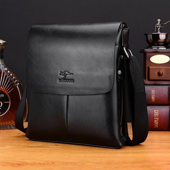 Мужская кожаная сумка. Модель 63151