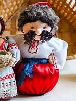 Украинская Национальная игрушка Украинец Козак мягкая кукла
