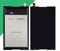 Дисплей Lenovo Tab S8-50F леново с тачскрином в сборе, цвет черный.