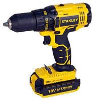 Шуруповерт аккумуляторный Stanley SCD20C2K