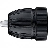 """Патрон для дрели быстрозажимной c lock 2–13 мм – 1/2""""// MTX"""