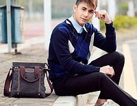 Мужская сумка. Модель 61321, фото 4