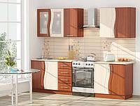 Кухонный гарнитур серии Волна КХ-23