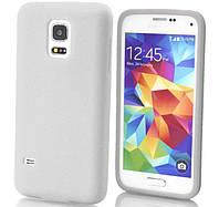 Original Silicon Case Samsung G800 White