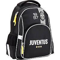 Рюкзак Kite JV17-513S AC Juventus школьный детский для мальчиков 38см х 29см х 13см