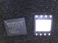 Микросхема Winbond W25Q64FWIG W25Q64FW1G SON8