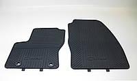 Комплект резиновых передних ковриков Ford C-MAX/GRAND C-MAX 2010