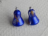 Новогодние шары на елку разные цвета в упаковке