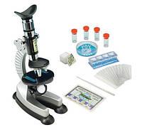 Микроскоп с оптическими линзами Edu-Toys (MS701)
