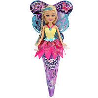 Кукла Волшебная фея Катрин в розово-желтом платье 25 см Funville (FV24110-8)
