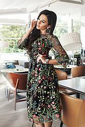 Эксклюзивное платье 3574