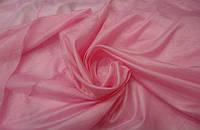 Подкладка нейлон розовая ткань