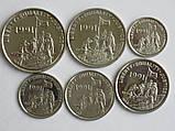 Эритрея 6 монет 1997 фауна, фото 2