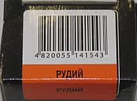 Крем рудий для гладкої шкіри з губкою Блискавка 75мл, фото 1