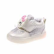 Светящиеся кроссовки Hello Kitty 103-1
