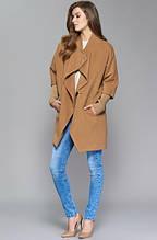Пальто женское короткое теплое ZAPS Abbie