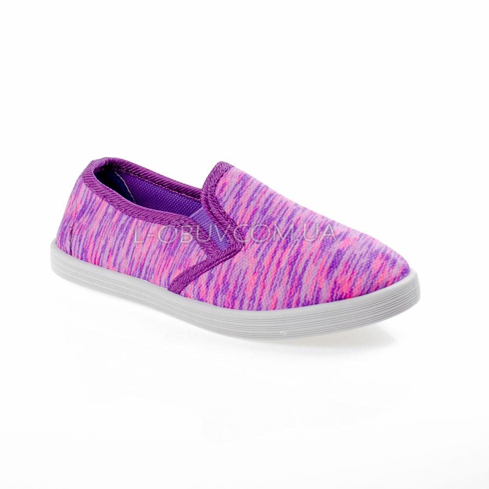 Кеды фиолетовые 208-12