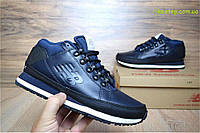 Зимние мужские ботинки+кроссовки New Balance 754 синие