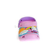 Кроксы Hello Kitty розовые 114-3, фото 3