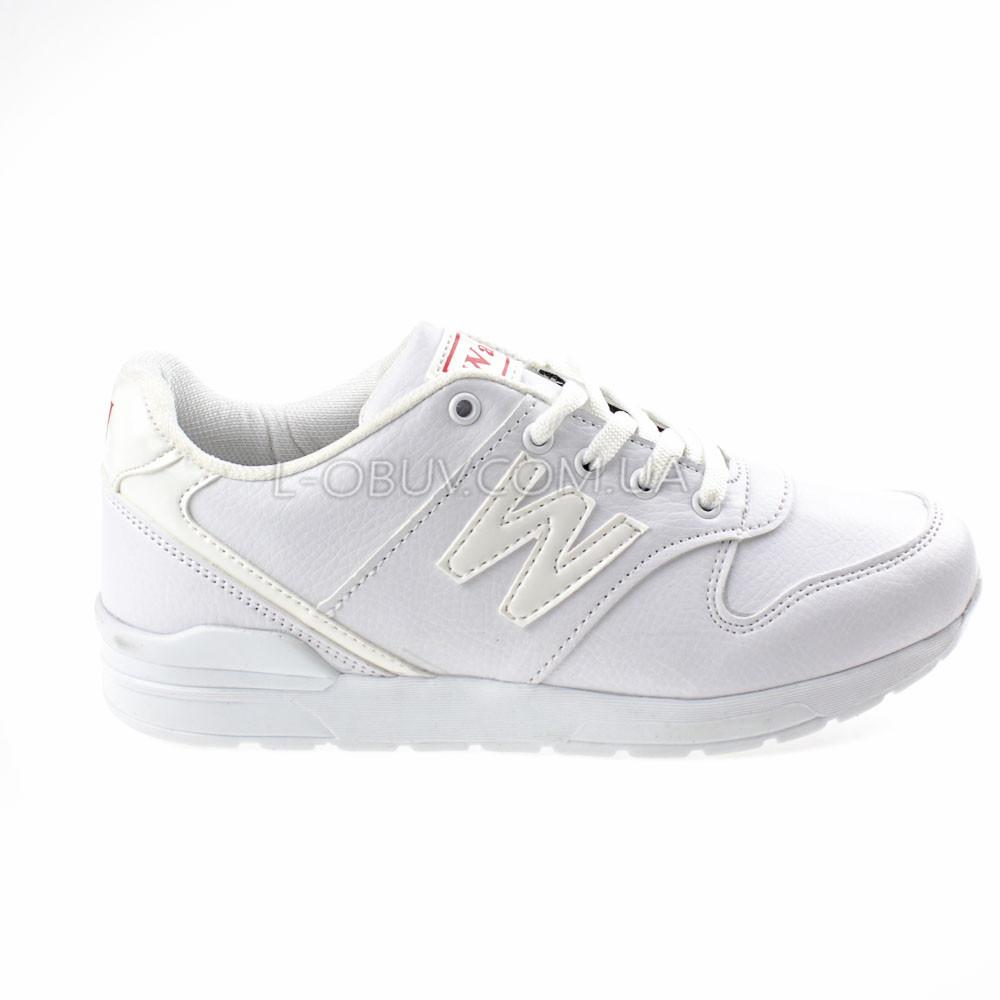 Кроссовки белые 228-1