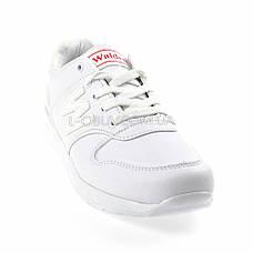 Кроссовки белые 228-1, фото 3
