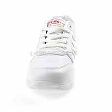 Кроссовки белые 228-1, фото 2