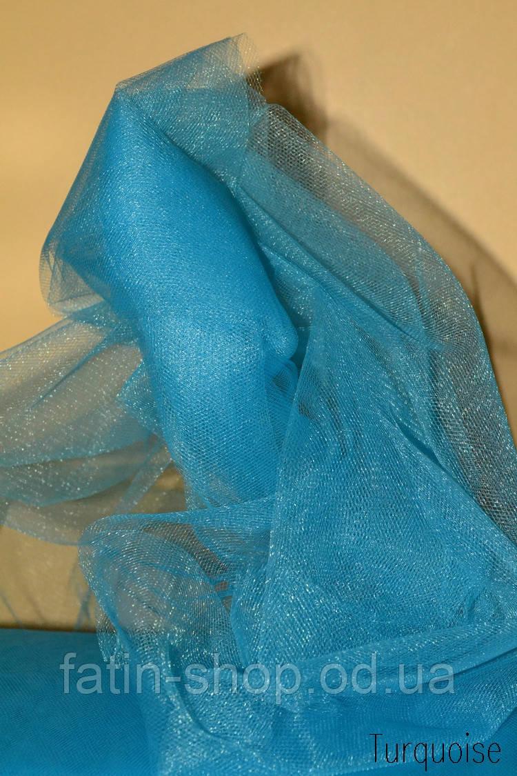 Фатин американский мягкий Turquoise