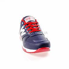 Кроссовки сине-красные 228-97, фото 2