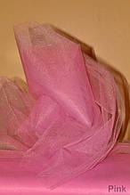 Фатин американский мягкий Pink